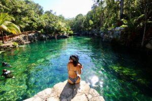 Cenote Tortuga, Tulum, Mexico