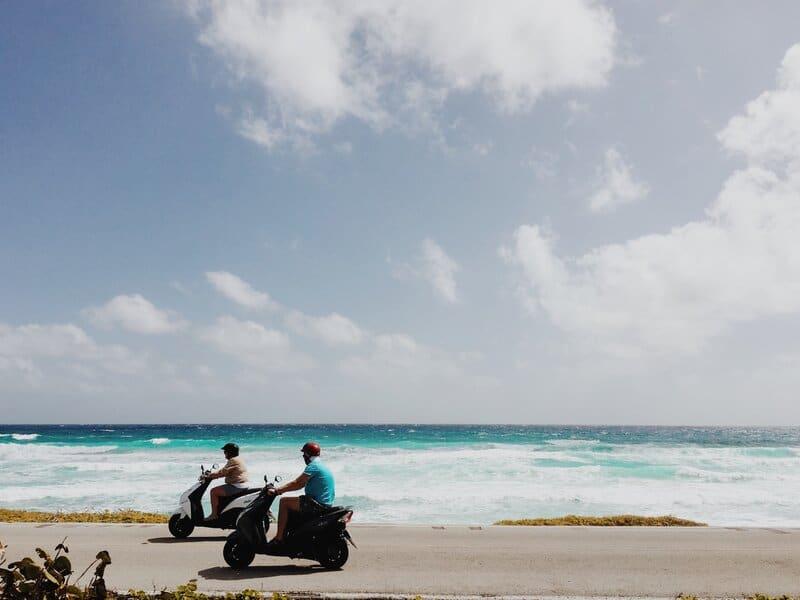 Getting around in Cozumel Island