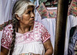 The people of Playa del Carmen