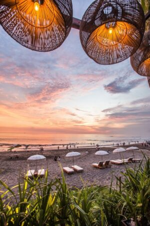 Places to work in Bali