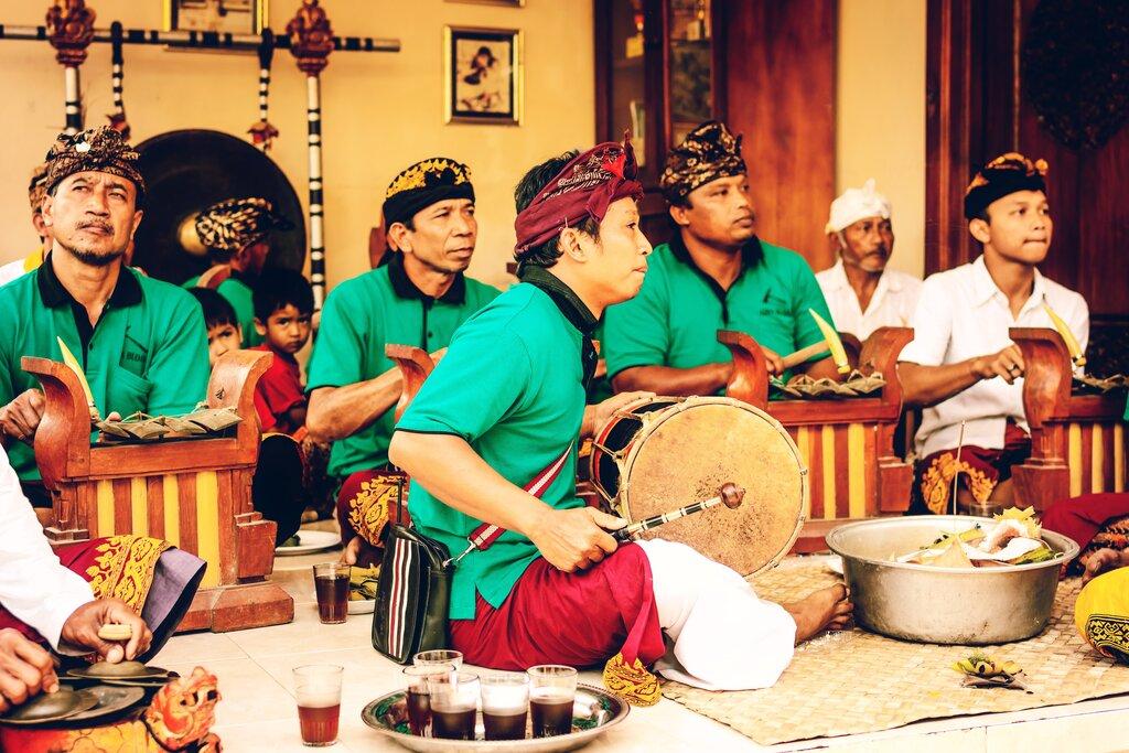 The Culture in Bali