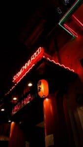 Restaurant in Santiago