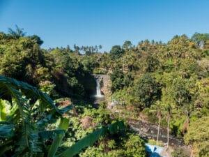 Tengenungan Waterfall Ubud