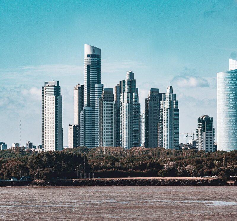 Buenos Aires skyscrapers