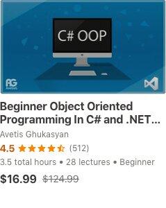 OOP-c#-courses