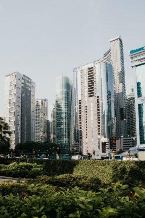 Apartment Buildings in Kuala Lumpur