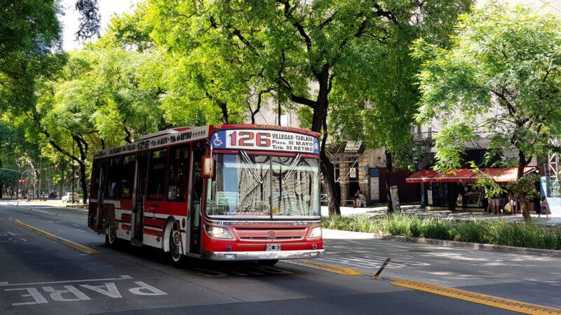 Buenos Aires public transportation