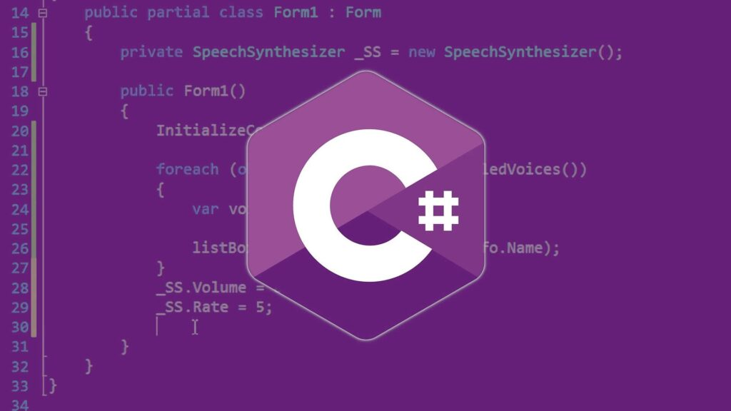 C# courses for digital nomads
