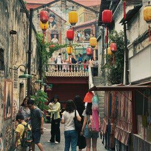 The People in Kuala Lumpur