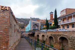 Abano St, Tbilisi, Georgia