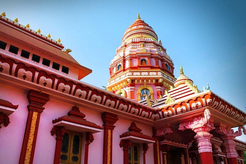 Hanuman Templae, Anjuna