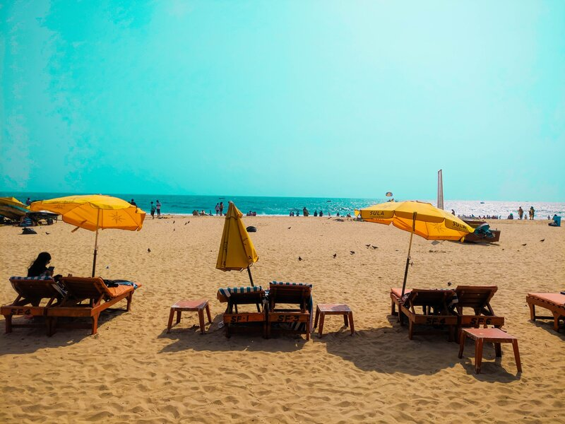 Baga beach, Panaji