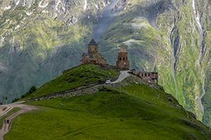 Georgian mountains