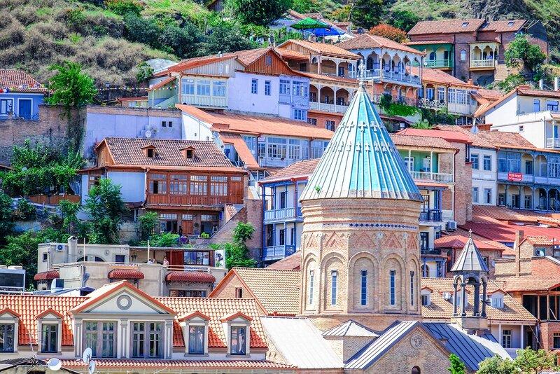 Neighborhood Church, Tbilisi