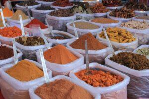 Spice Market, Goa