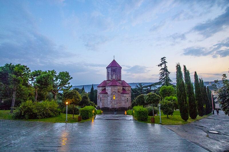 Sameba, Holy Trinity Cathedral of Tbilisi.