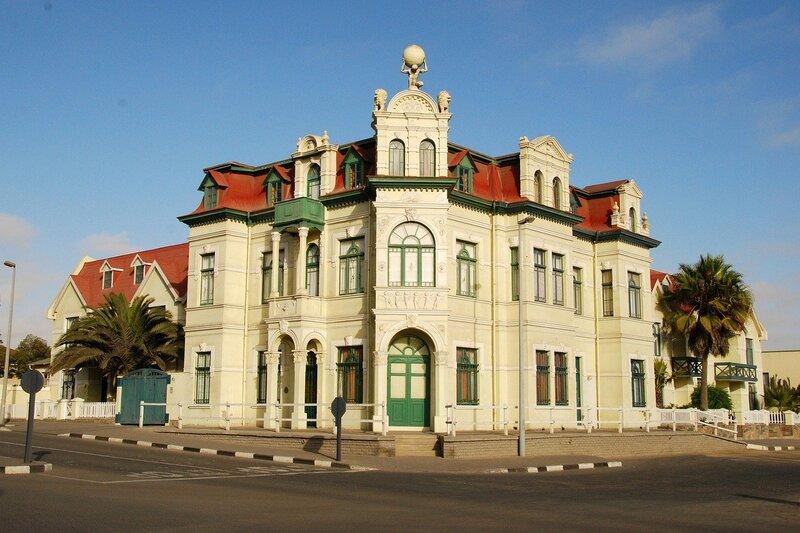 Art Nouveau, Swakopmund
