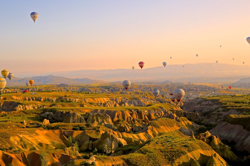 Cappadocia, Turkey-things to do in Istanbul