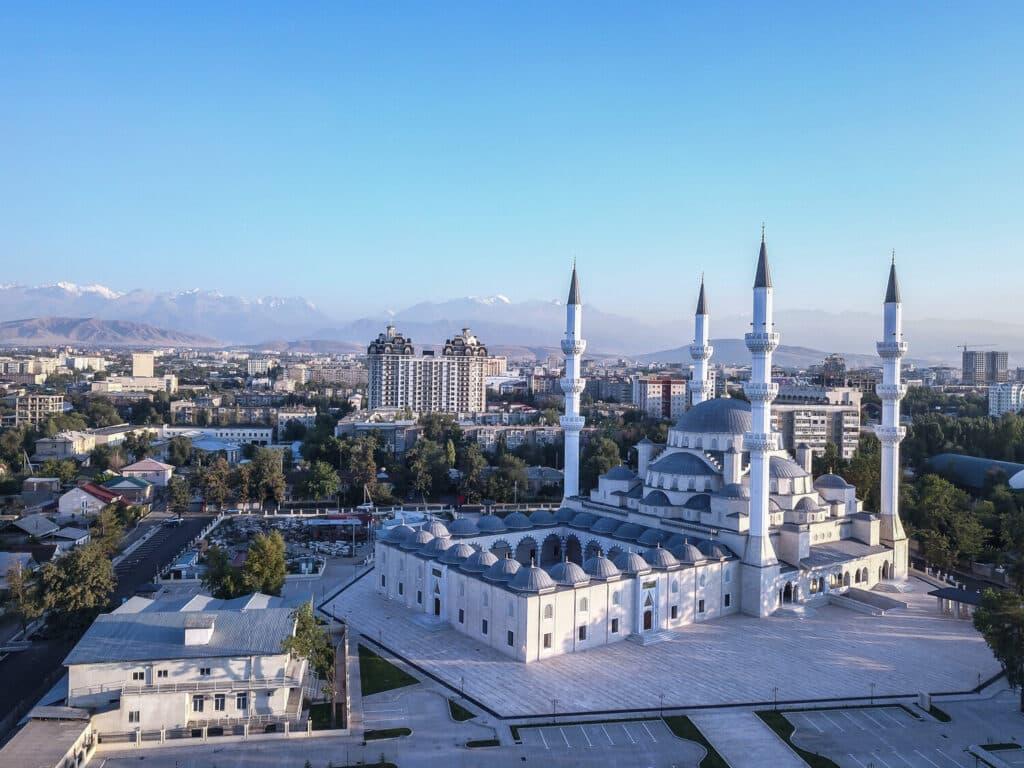 Bishkek for Digital Nomads