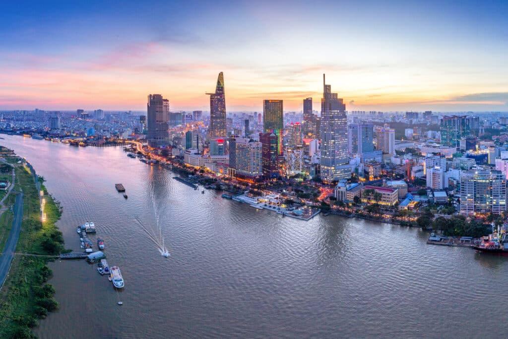 Ho Chi Minh for digital Nomads