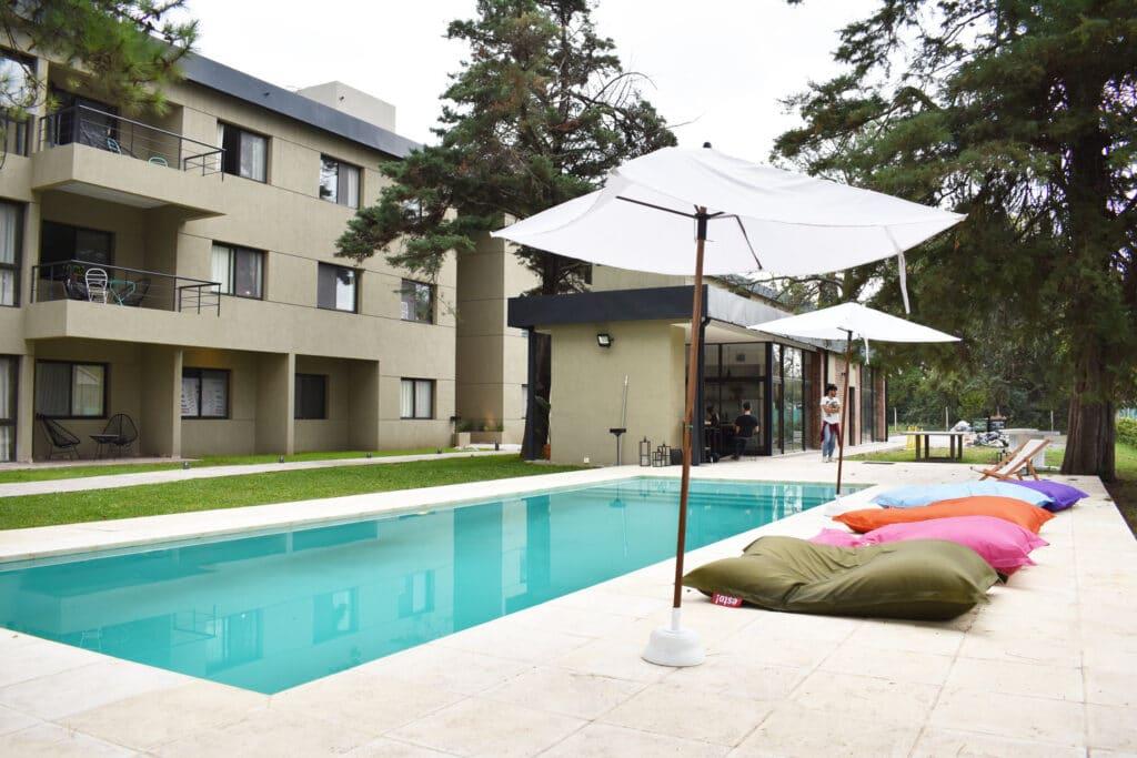 CASA CAMPUS, Araucarias, Buenos Aires pool