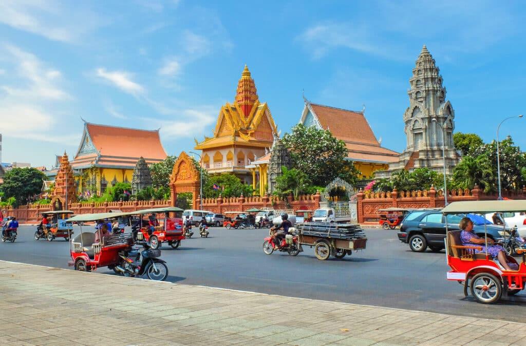 Phnom Penh for Digital Nomads