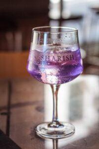 La vida and their Purple gin
