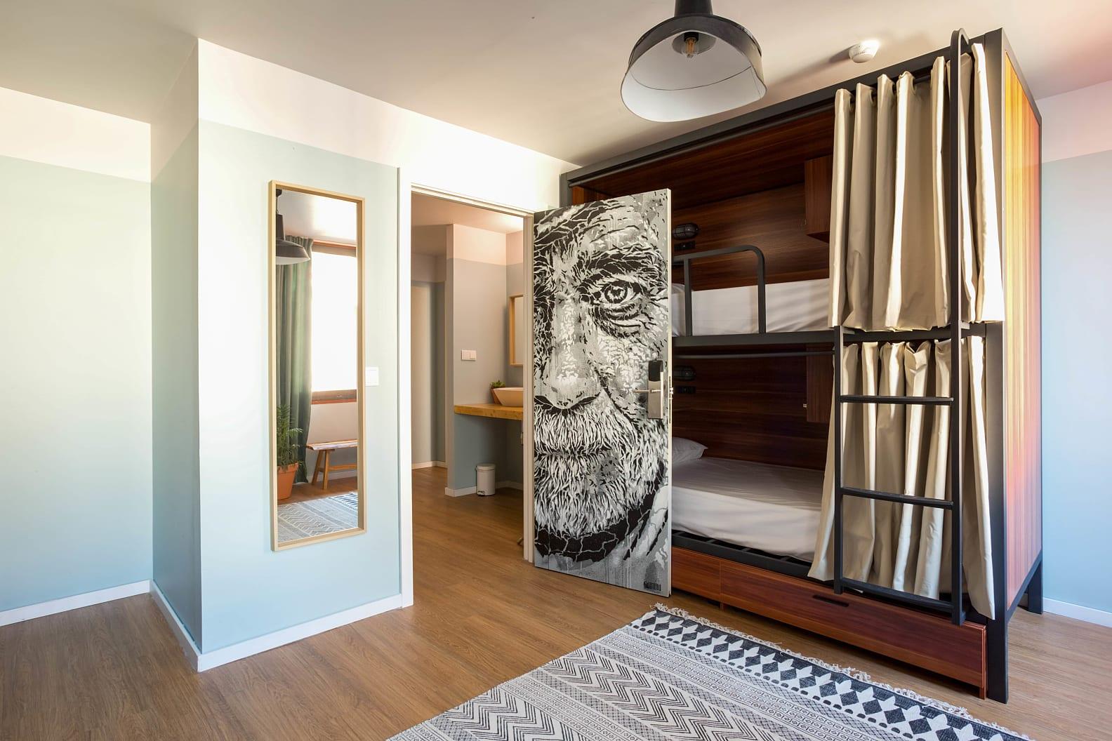 Selina-Lisbon-Secret-Garden-Rooms-Dorm