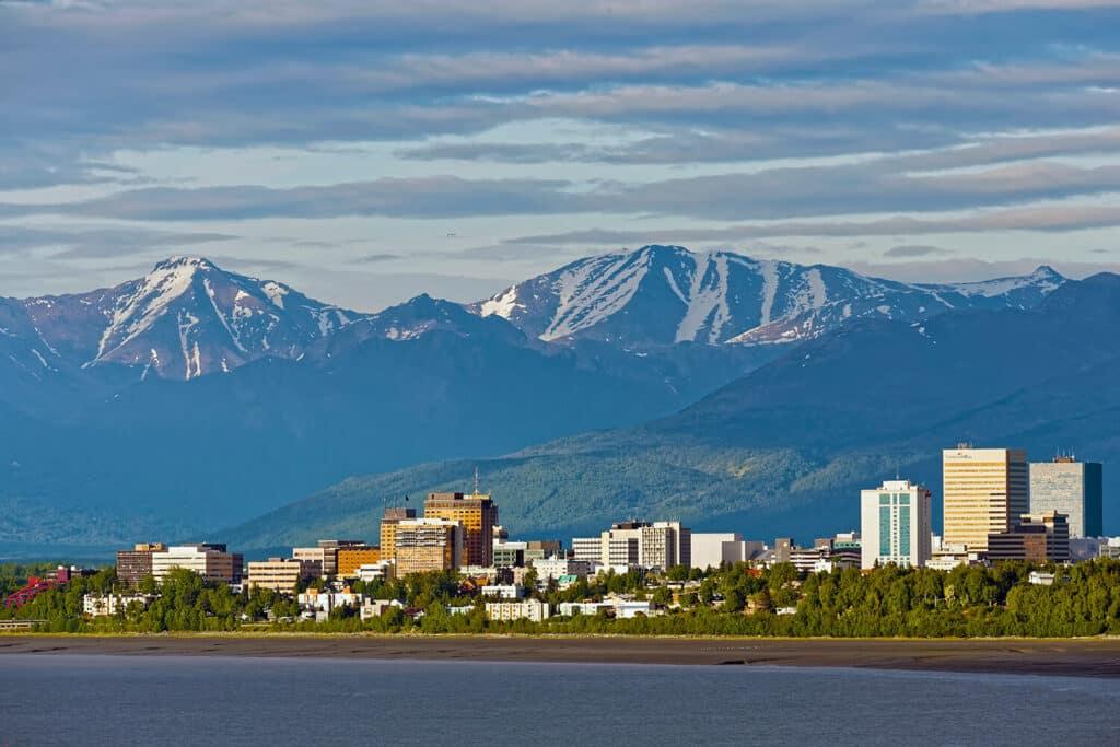 Anchorage, Alaska for Digital Nomads