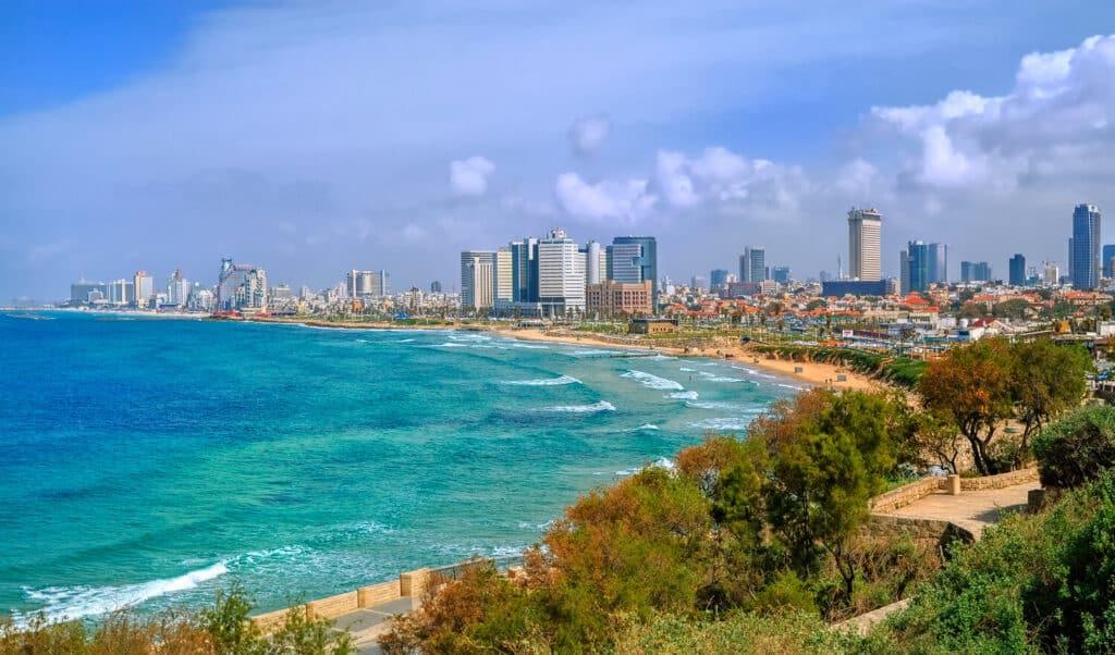 Tel Aviv,Israel for Digital Nomads