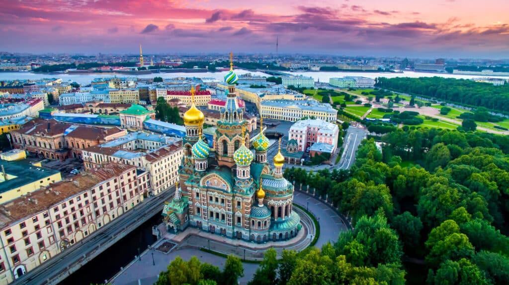Saint Petersburg for Digital Nomads