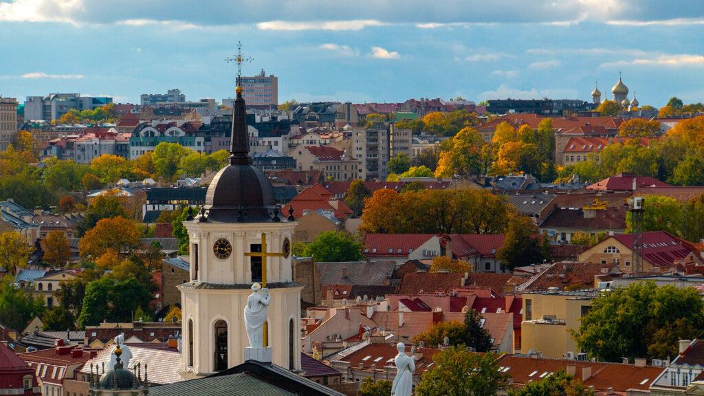 Vilnius for Digital Nomads