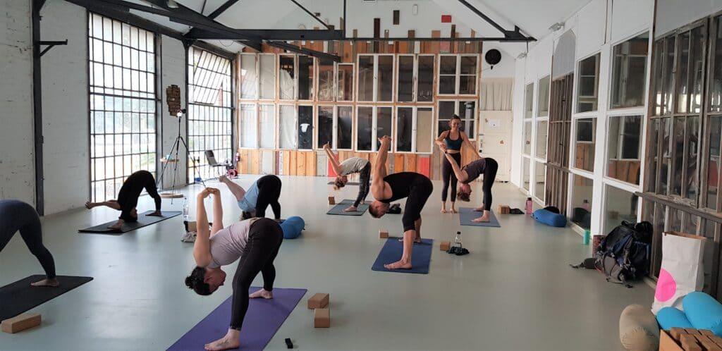 Yoga Labor