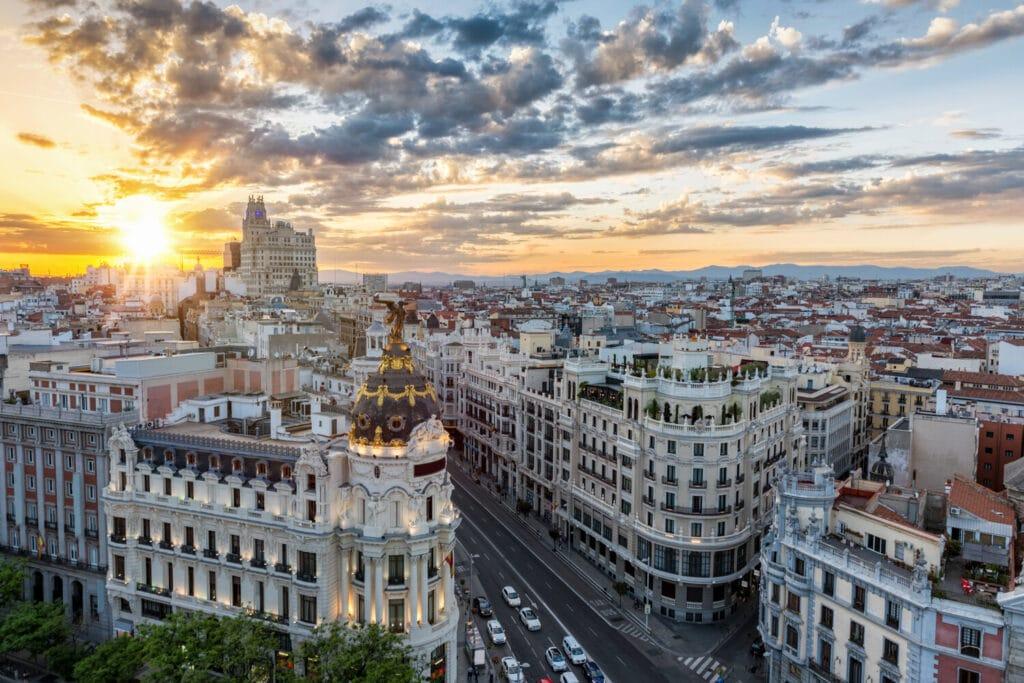 Madrid for Digital Nomads