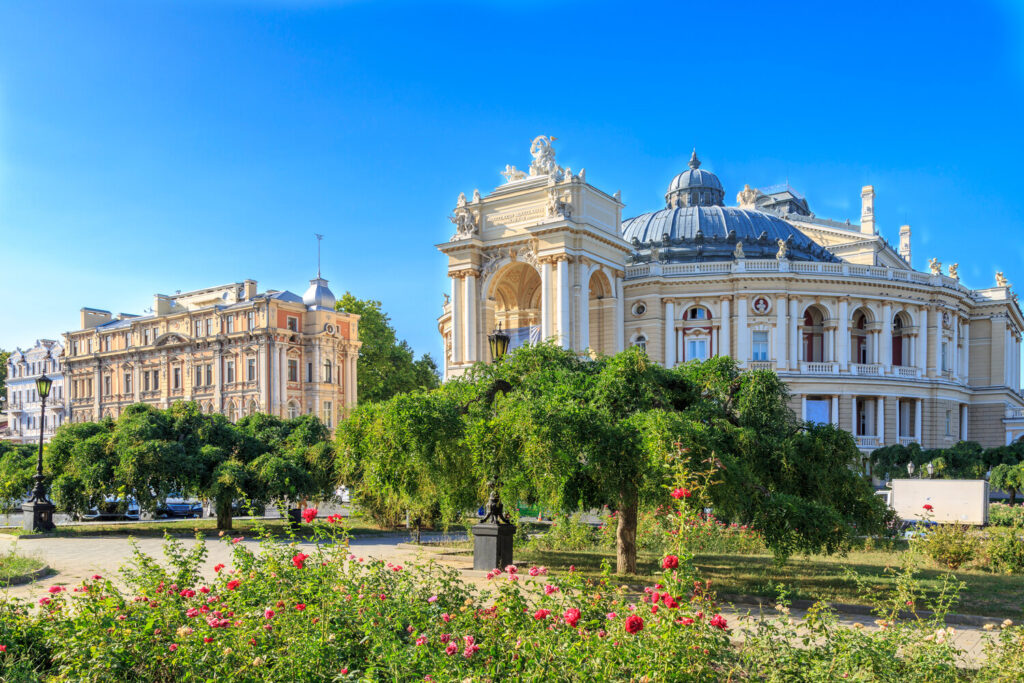 Odessa for Digital Nomads