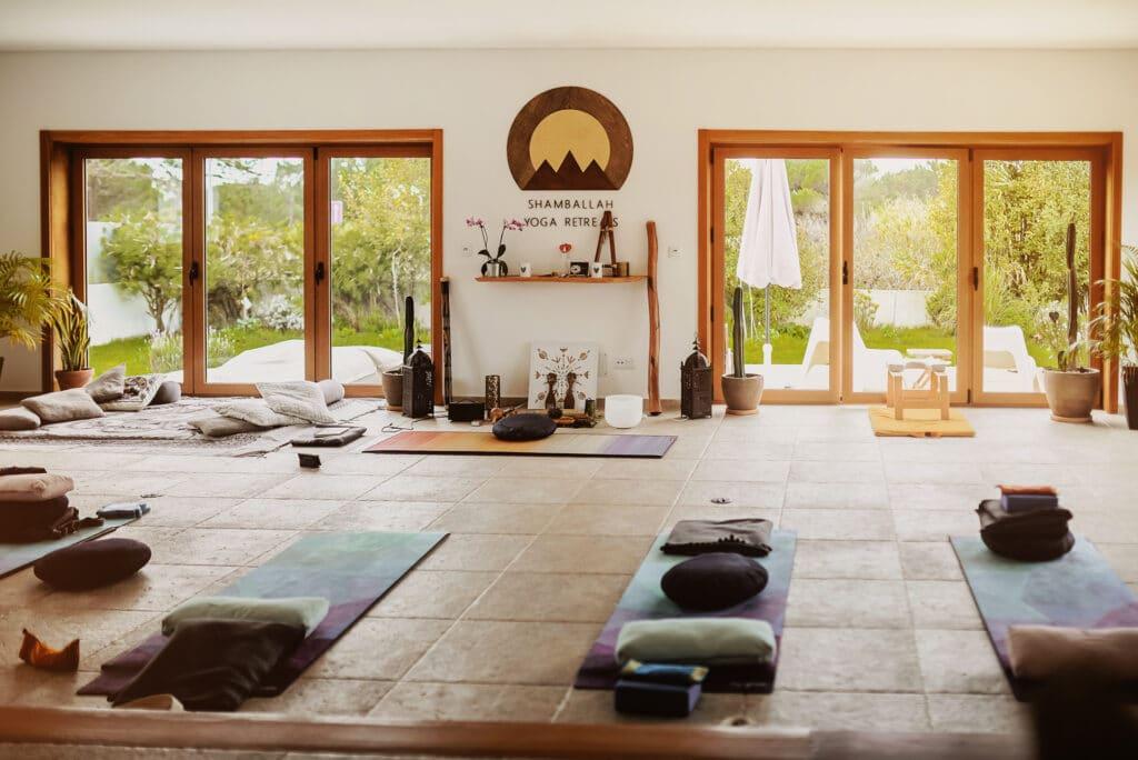 shamballah retreats yoga